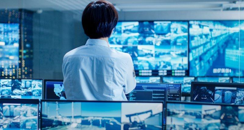 Software de monitoreo de alarmas