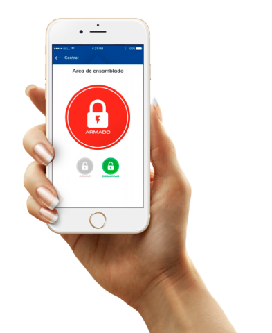 Aplicación móvil para empresas de seguridad