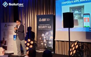 Seguridad 4.0 EBS y Solutec