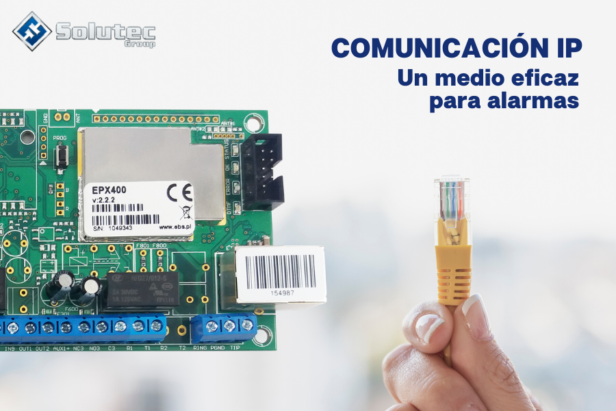 Comunicador universal IP