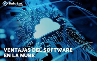 Software de monitoreo en la nube