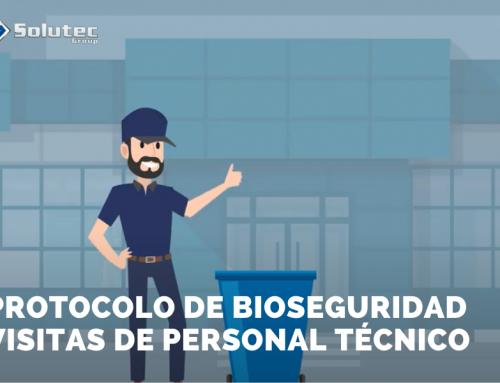 Protocolo de Bioseguridad para visitas de personal técnico