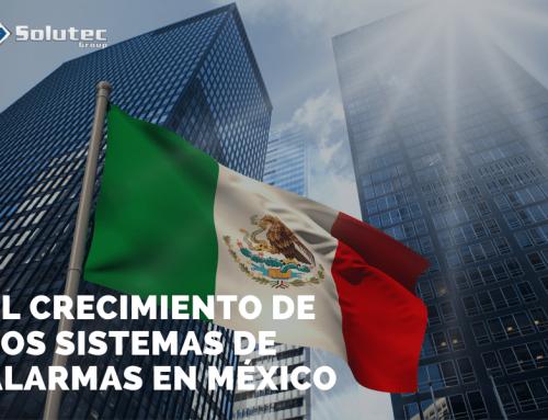 Crecimiento de los sistemas de alarmas en México