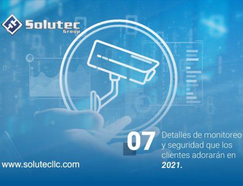 7 Detalles de monitoreo de alarmas y seguridad que los clientes adorarán en 2021